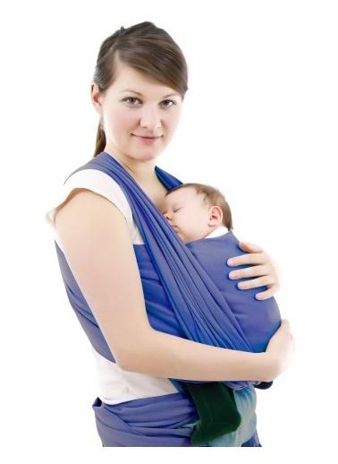 Sevi Bebe Bebek Taşıma Şalı-Sevi Bebe